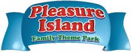 Children's entertainer at Pleasure Island Cleethorpes